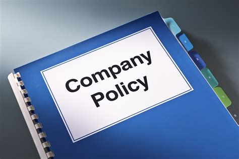 The Untold Story Of Your Client's New Corporate Policy