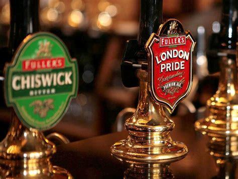 British beer brands owned by overseas companies