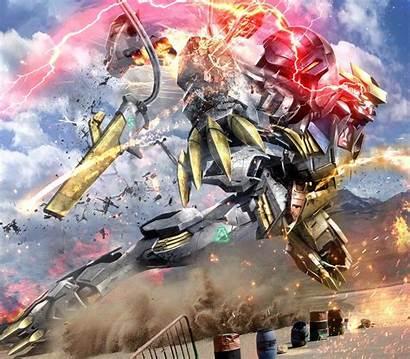 Gundam Barbatos Lupus Rex Background Pc 1080