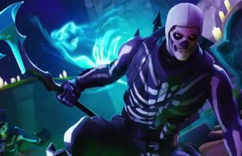 les nouveaux skins halloween sur fortnite
