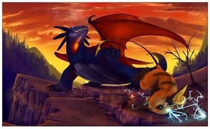 Pokemon Raichu Dragons Dragon Wallpapers Realistic Salamence