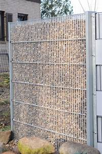 Gabionen Als Sichtschutz : gabionen steink rbe von zaun world aus 48703 stadtlohn ~ Buech-reservation.com Haus und Dekorationen