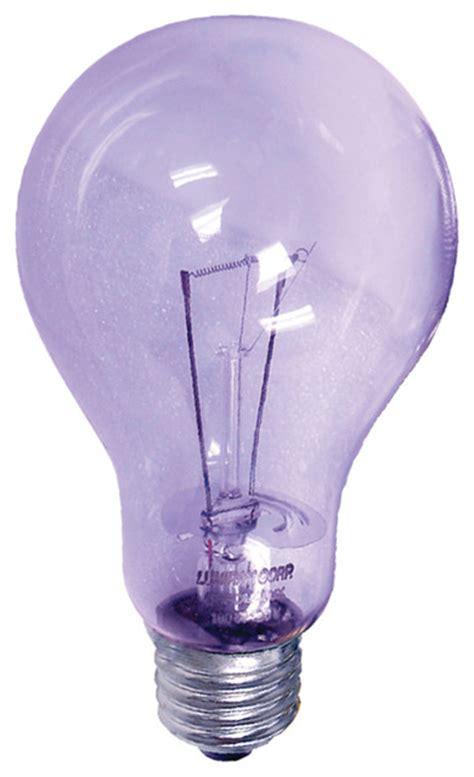 chromalux spectrum a21 75w cl incandescent bulb