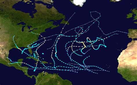 2012 Atlantic Hurricane Season Wikipedia