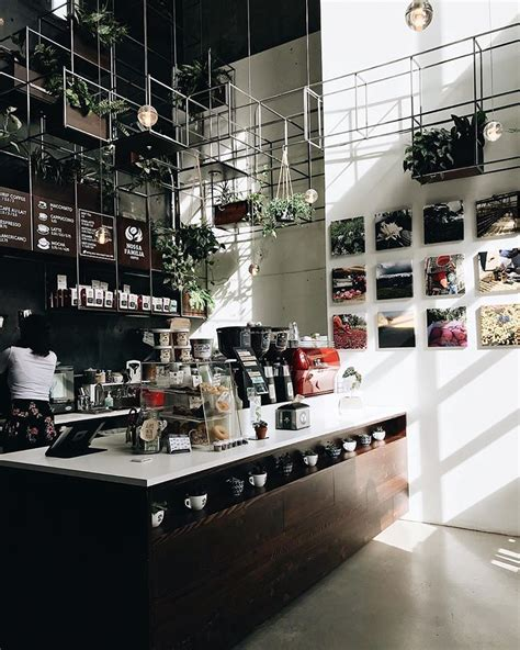 Find the best designs for 2021. 50 Cool Coffee Shop Interior Decor Ideas - DigsDigs