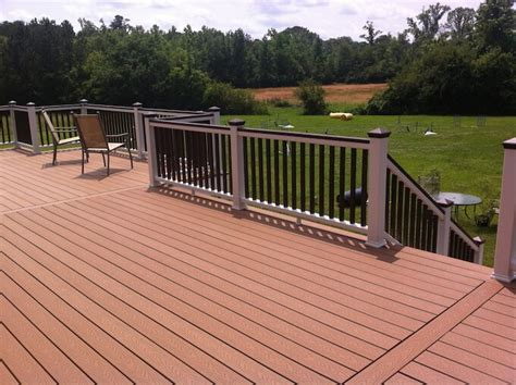composite decking prices cost  composite decking