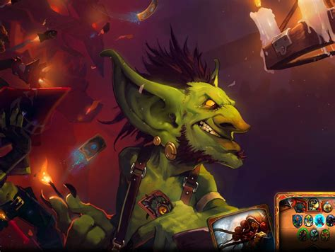 goblins  gnomes    expansion  hearthstone