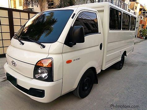 Hyundai H100 Modification by Used Hyundai H100 2012 H100 For Sale Quezon City