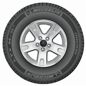 michelin ltx m s2 all season radial tire 265 65r17 110t With michelin white letter truck tires