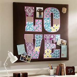 Diy Deko Jugendzimmer : easy wall decoration ideas for teen rooms ~ Watch28wear.com Haus und Dekorationen