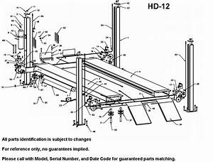 Parts Diagram For Bend Pak Hd