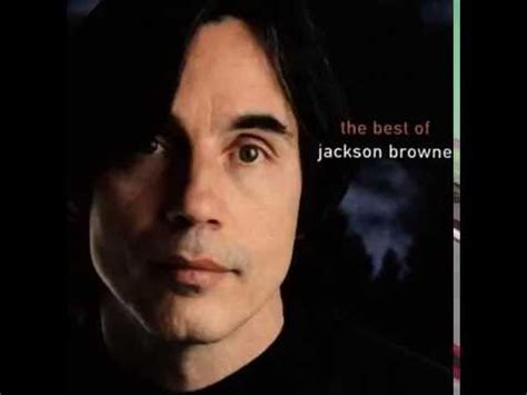 The Balance Jackson Browne Lives In