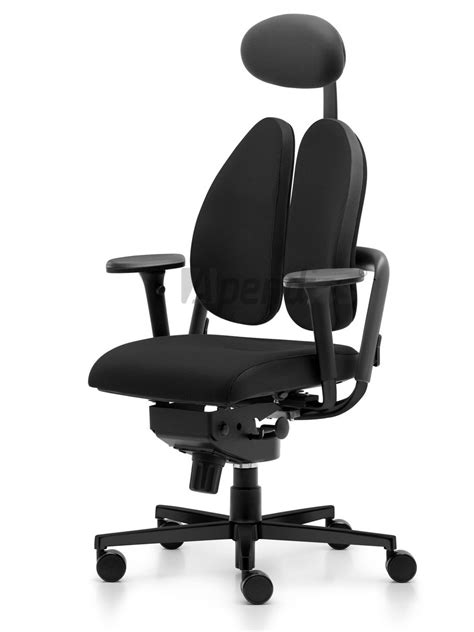 Duo Back Chair Australia by Rohde Grahl Xenium Freework 174 Duo Back 174 Schwarz Mit
