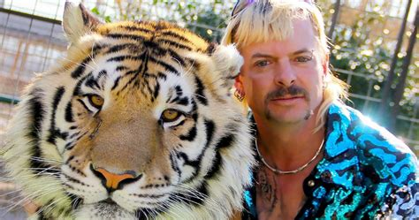 tiger king    didnt   joe exotic