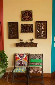 how to decor your home in traditional indian way designwud With kitchen cabinets lowes with indian wall art tapestry