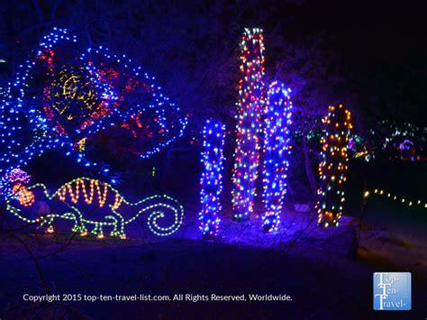 Phoenix Zoo Lights Christmas Mouthtoears Com