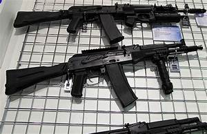 India could produce Russian-made AK-100 series assault ...
