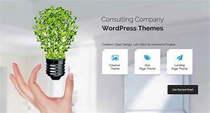 40 Best Business Consulting WordPress Themes 2019 Colorlib
