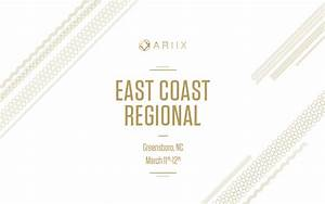East Coast Regional - ARIIX - The Opportunity Company