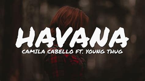 Havana Song Mp3 / Camila Cabello, Young Thug