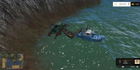 Old Boat Ls old boat on the isle of man v 1 0 ls15 farming simulator