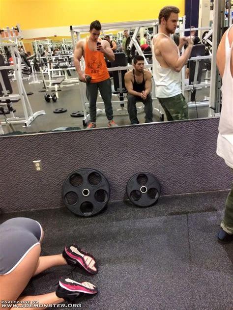 udane zdjęcie z siłowni joe