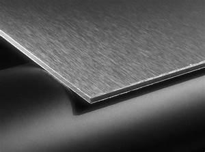 Plaque Alu Brossé : plaque sandwich alu bross 3 mm soprinter le ~ Edinachiropracticcenter.com Idées de Décoration