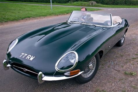 Is The Jaguar E-type The Most Beautiful Car Ever Made