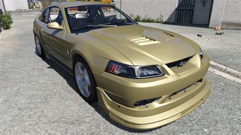 Mustang Cobra : 2000 Ford Mustang Cobra R