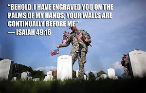 Memorial Day 2016: Bible Quotes, Verses, & Passages ...