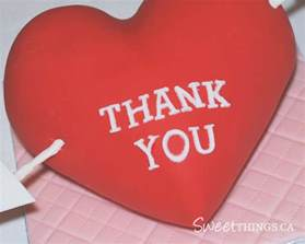 Happy Valentine's Day Thank You