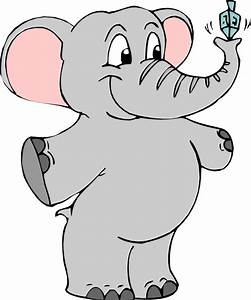 Cartoon Baby Elephant Pictures - Cliparts.co