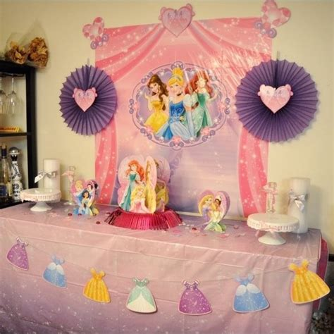disney party supplies princess birthday party