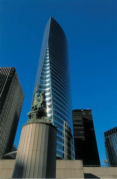 Edf Tower Paris Hines