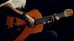 Jazz Guitarist Filmed In Studio Stock Footage Video ...