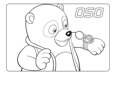 special agent oso  paint color area