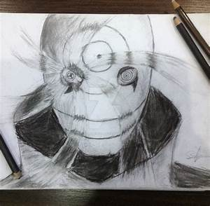 Image Gallery obito drawings