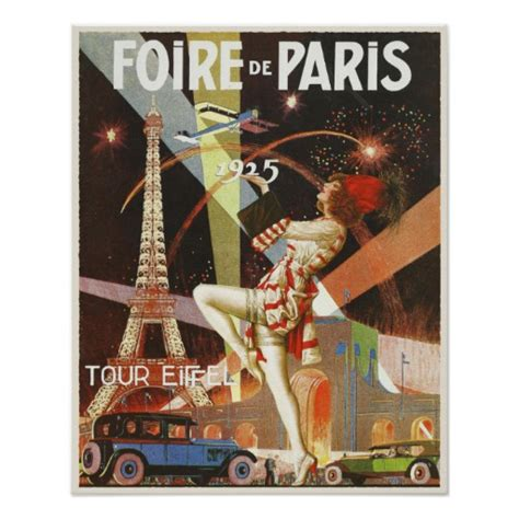 deco movement 1920s poster with deco print from the 1920 s zazzle