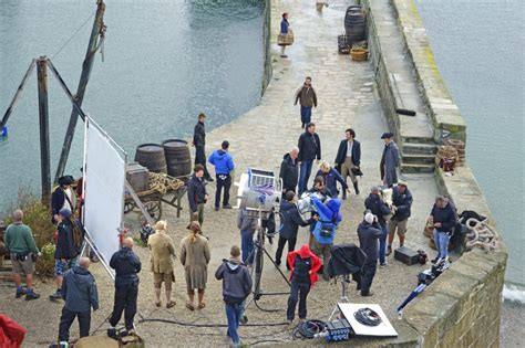 poldarks cornwall  key filming locations places