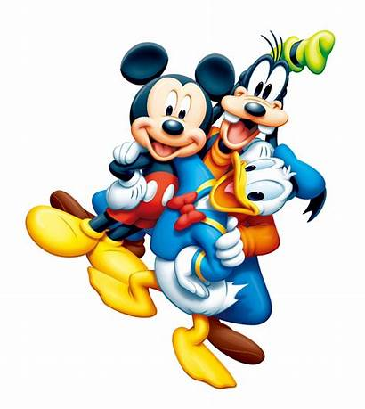 Mickey Mouse Disney Characters Transparent Goofy Clipart