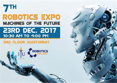 7th ROBOTICS EXPO - Information Technology University