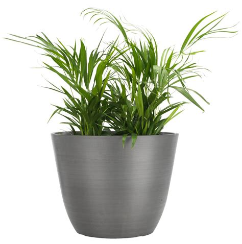 garden planter hveps dxh grey jysk