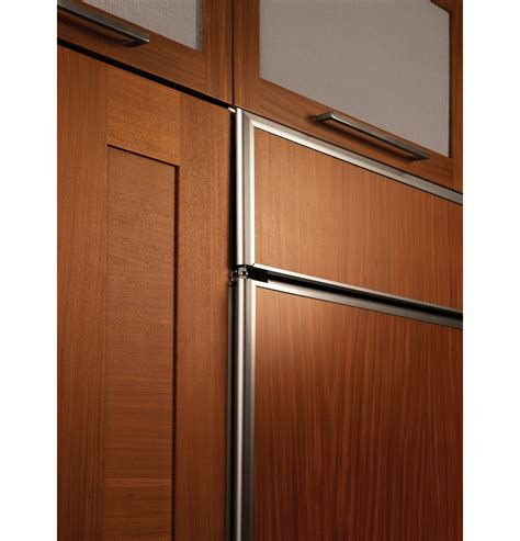 zicnxlh ge monogram  built  bottom freezer refrigerator  monogram collection