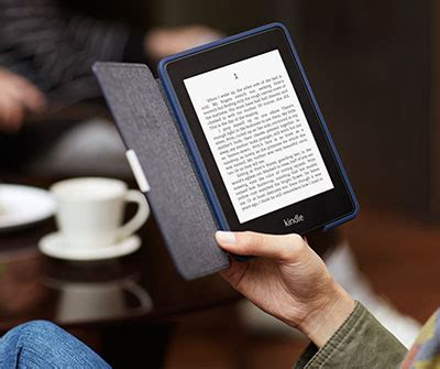 Amazon.com: Amazon Kindle Paperwhite Case - Lightest and