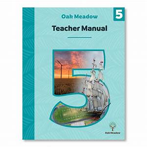 5th Grade Teacher Manual