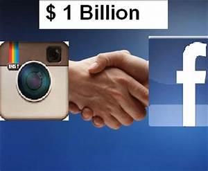 Facebook buys instagram for 1 billion dollar users to get for Facebook acquires instragram for 1 billion