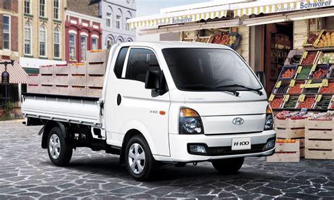 hyundai porter pickup quietly  koreas top