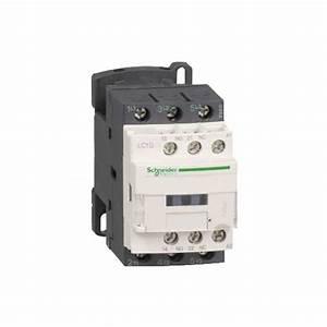 Schneider Electric 24v Contactor  Tp 1no 1nc  Lc1d32b7