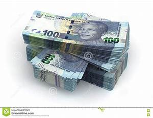 South African Money Stacks 50888 | NOTEFOLIO