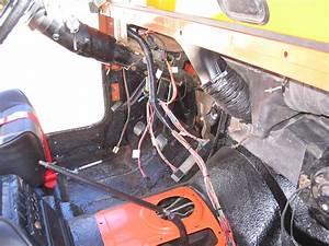 1986 Jeep Cherokee Wiring Harnes